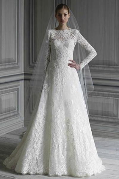 One Of The Biggest Surprises Was Designs From Wedding Gown Goddess Vera Wang
